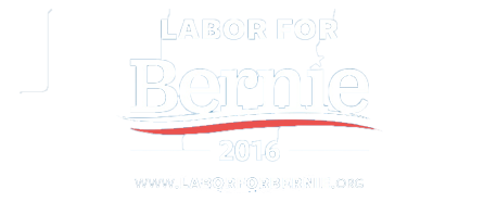 Signers - Labor for Bernie